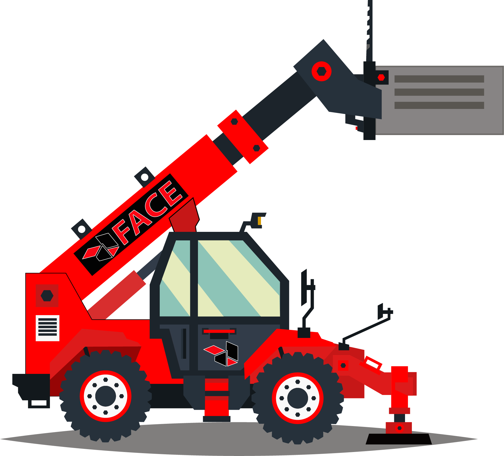 bardage construction métallique et couverture